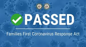 Families First Coronavirus Response Act Passed